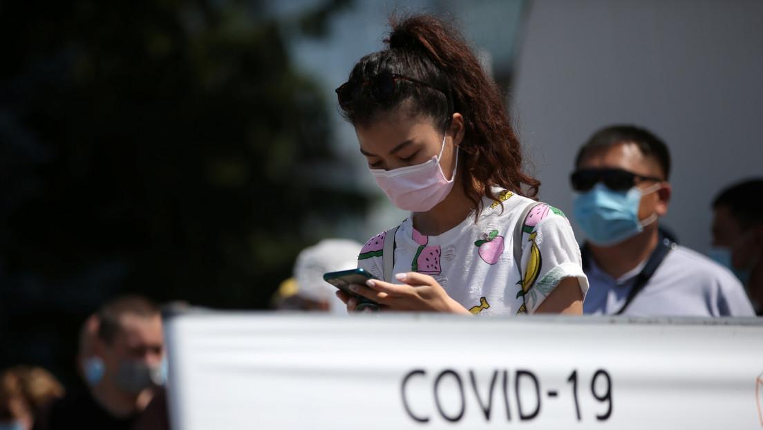Kazajistán niega alerta de la Embajada china sobre una peligrosa neumonía mucho más letal que el coronavirus