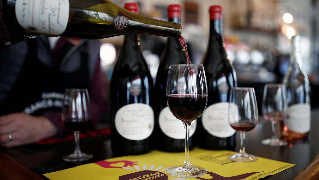 EE.UU. impone aranceles del 25 % al vino y otros bienes franceses por 1.300 millones de dólares thumbnail