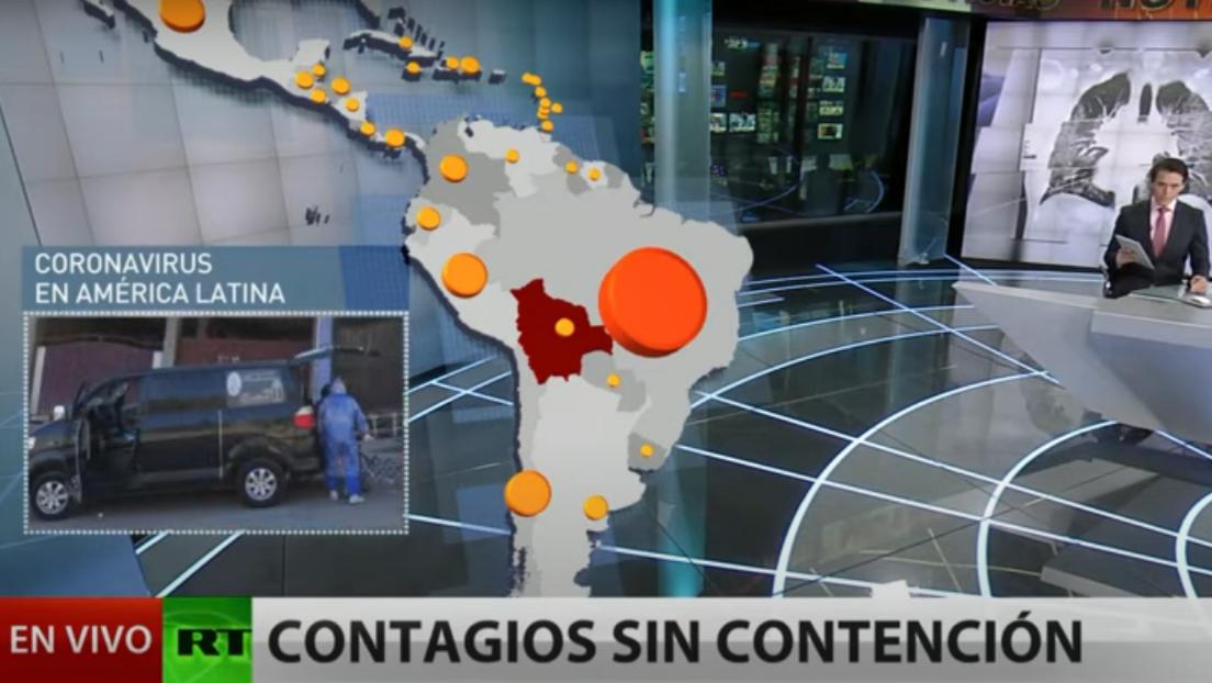 Lo último de la pandemia en América Latina: otro alto funcionario da positivo en la prueba de covid-19