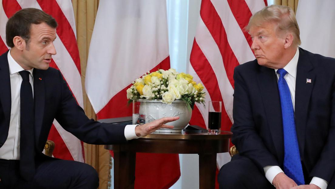 EE.UU. impone aranceles del 25 % a bienes franceses por 1.300 millones de dólares