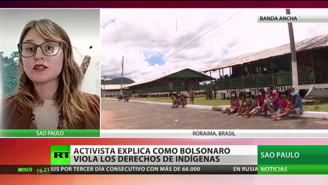 Las comunidades indígenas brasileñas sufren la pandemia y la política presidencial