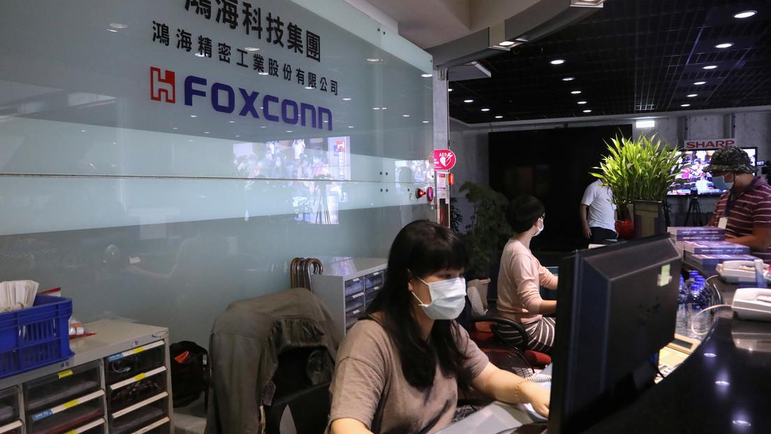 ¿Con un pie fuera de China?: Foxconn expandirá la producción de iPhone en la India con 1.000 millones de dólares