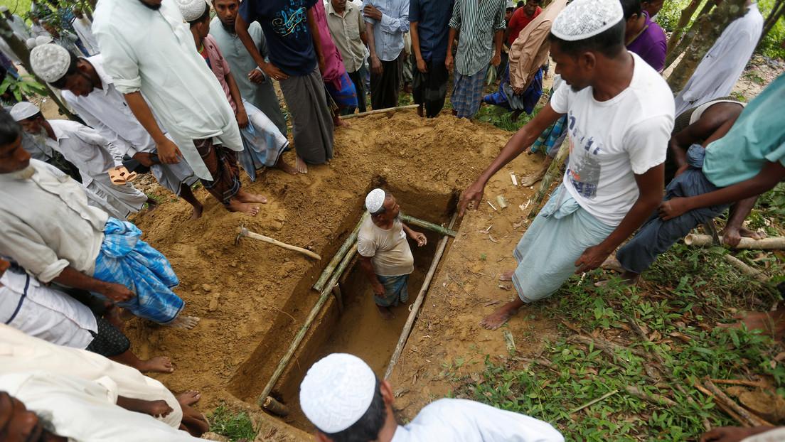 """Bangladés: Profanan la tumba de una bebé porque sus padres pertenecen a una minoría """"infiel"""""""