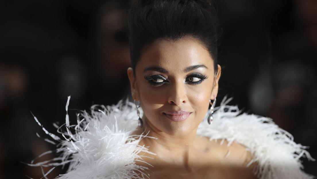 La estrella de Bollywood Aishwarya Rai da positivo por covid-19