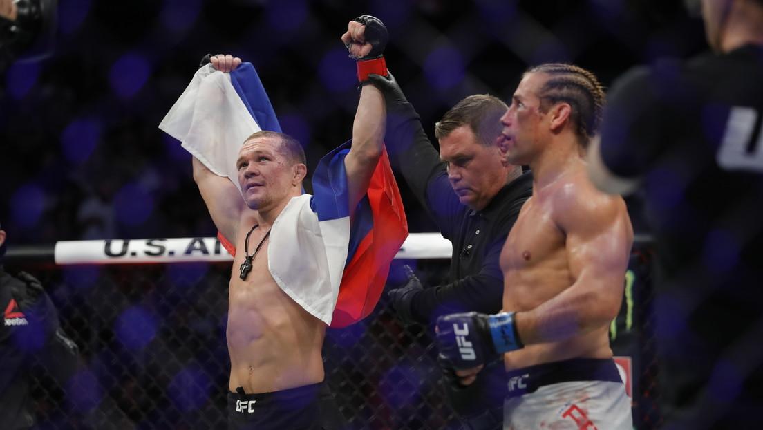 Rusia ya tiene un segundo campeón de la UFC de artes marciales mixtas