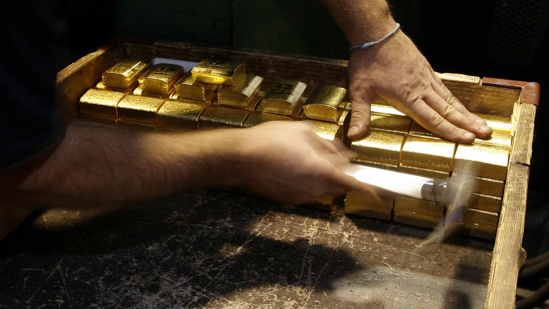 Encuentran 30 kilos de oro en un equipaje diplomático de EAU en la India