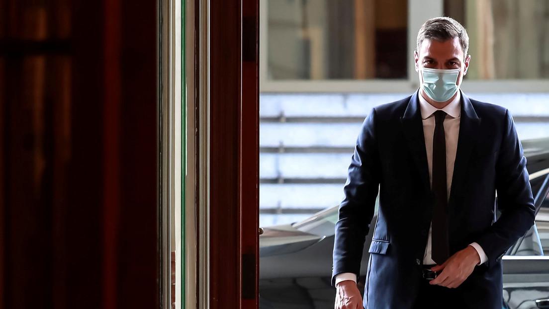 España: Pedro Sánchez convoca este lunes de urgencia al Comité de Seguimiento del covid-19