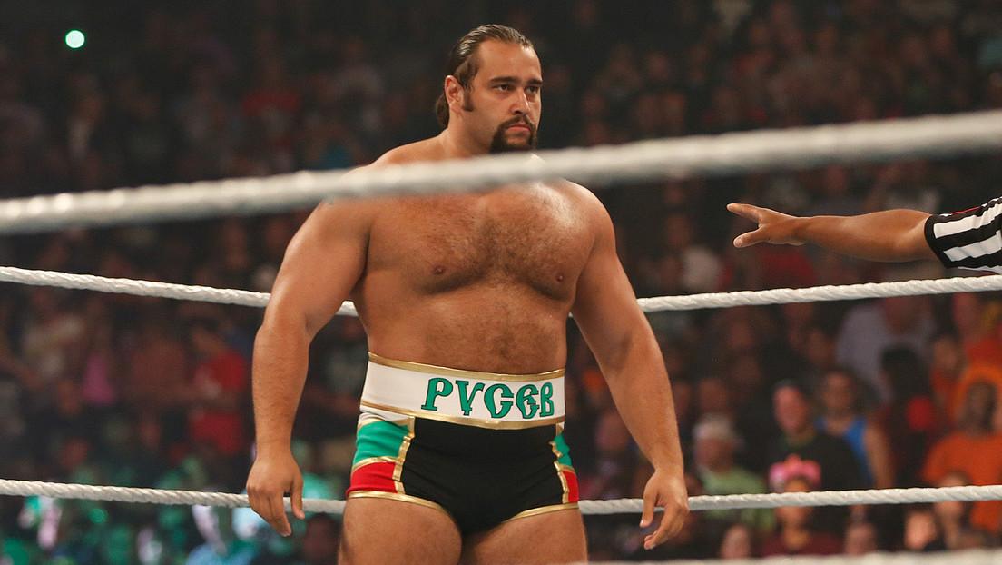 La exestrella de la WWE Rusev da positivo por coronavirus