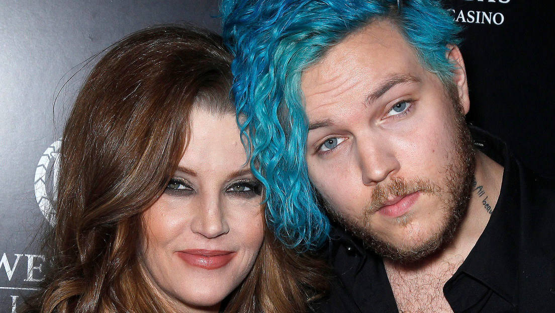 Lisa Marie Presley y Benjamin Keough en Las Vegas, Nevada (EE.UU.), el 23 de abril de 2015