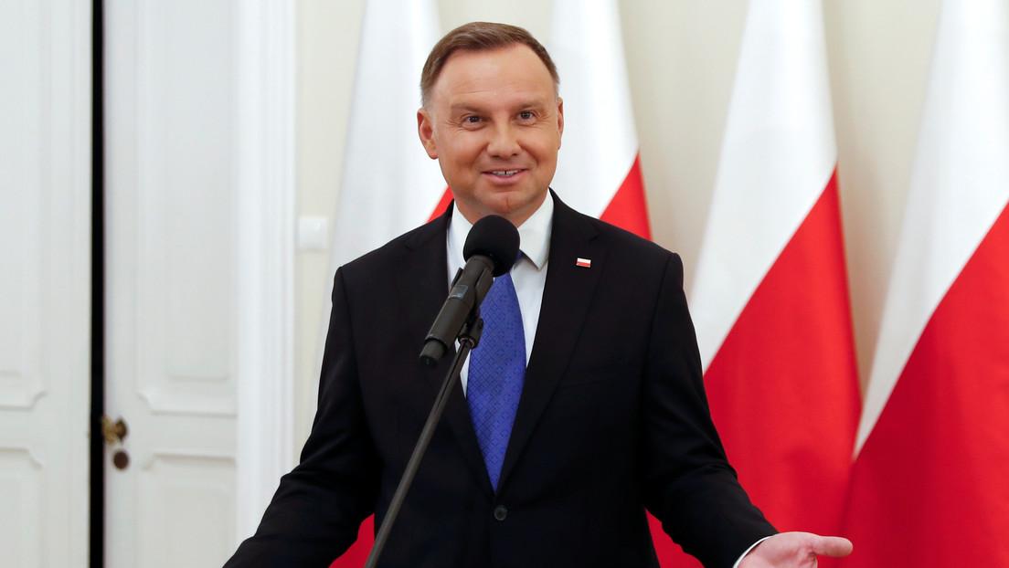 Andrzej Duda es reelegido como presidente de Polonia