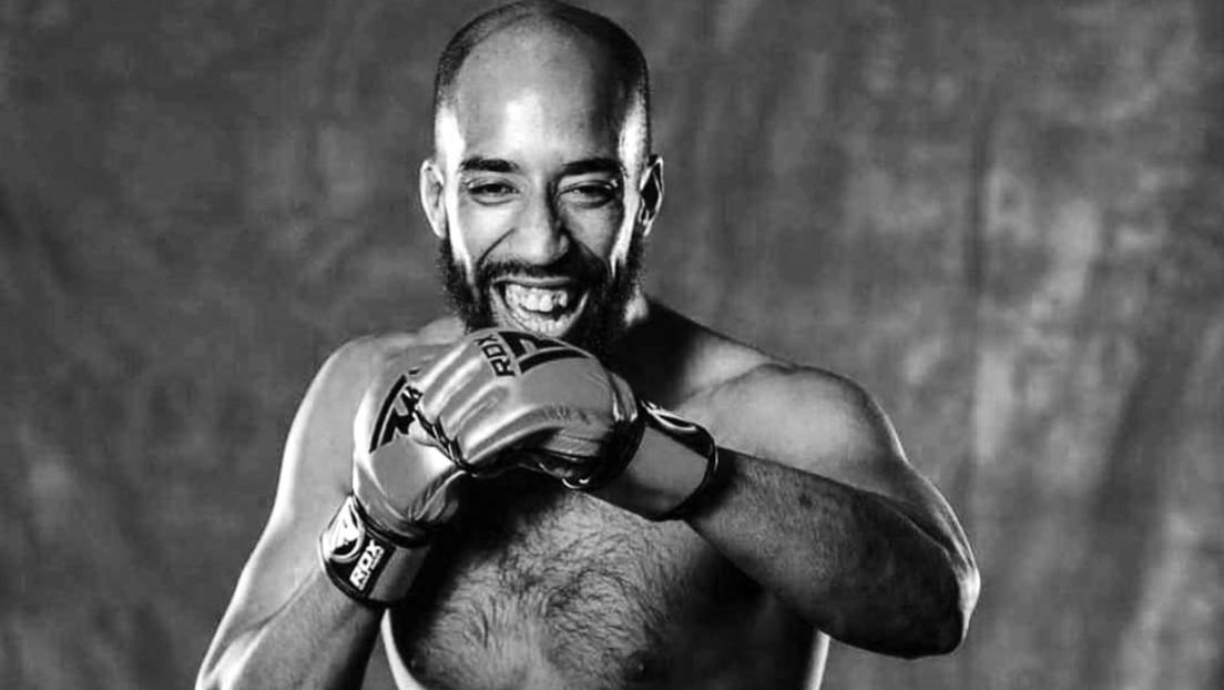 Encuentran sin vida al luchador de artes marciales mixtas Jahreau 'The Nightmare' Shepherd
