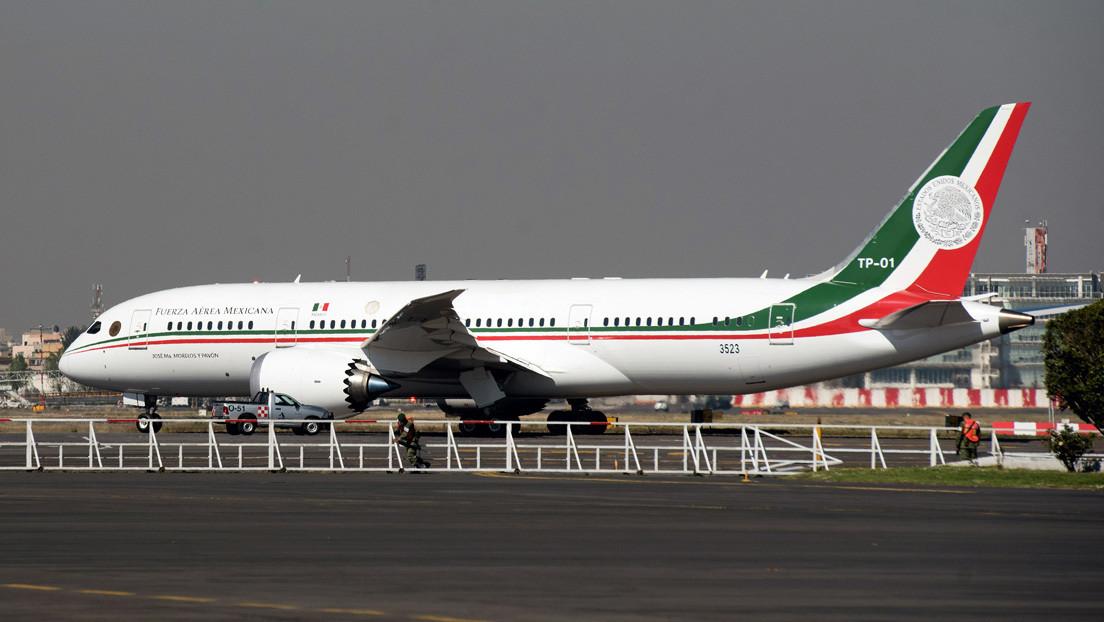 Ofrecen 120 millones de dólares y equipo médico para la compra del avión presidencial en México