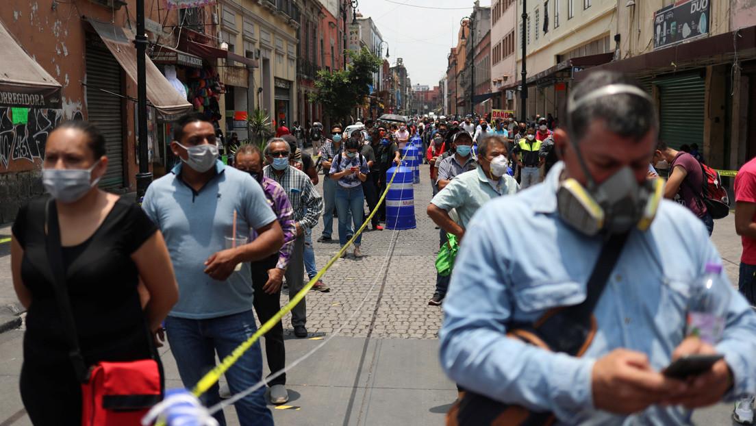 El coronavirus en México provoca la pérdida de más de un millón de empleos thumbnail