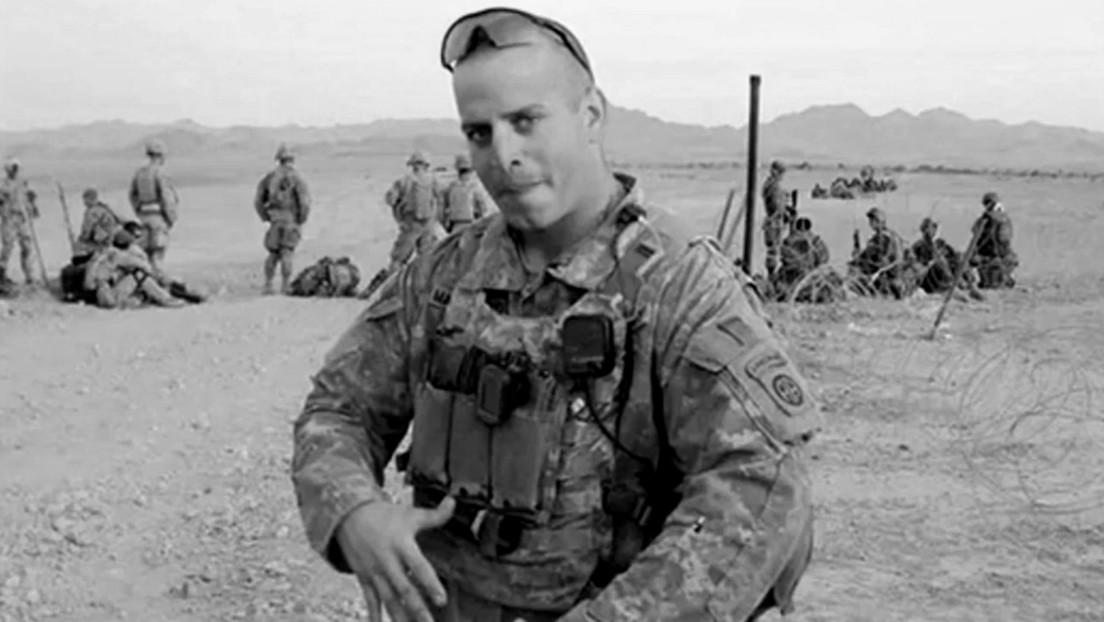 Veterano de guerra estadounidense, conocido como 'Capitán América', se suicida a los 34 años delante de su esposa