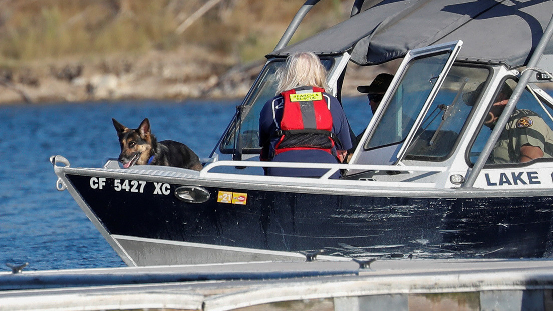 Encuentran un cuerpo en el lago de California donde desapareció la actriz Naya Rivera