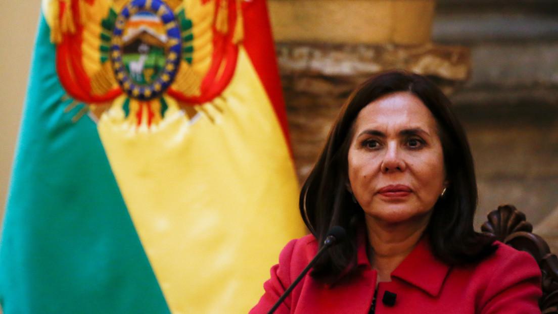 Canciller del Gobierno de facto de Bolivia da positivo por coronavirus