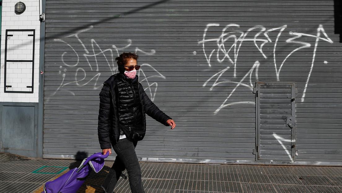 Argentina detecta 3.099 nuevos casos de covid-19 y supera los 100.000 contagios en total