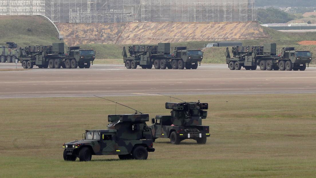 China sanciona a Lockheed Martin por su venta de armas a Taiwán