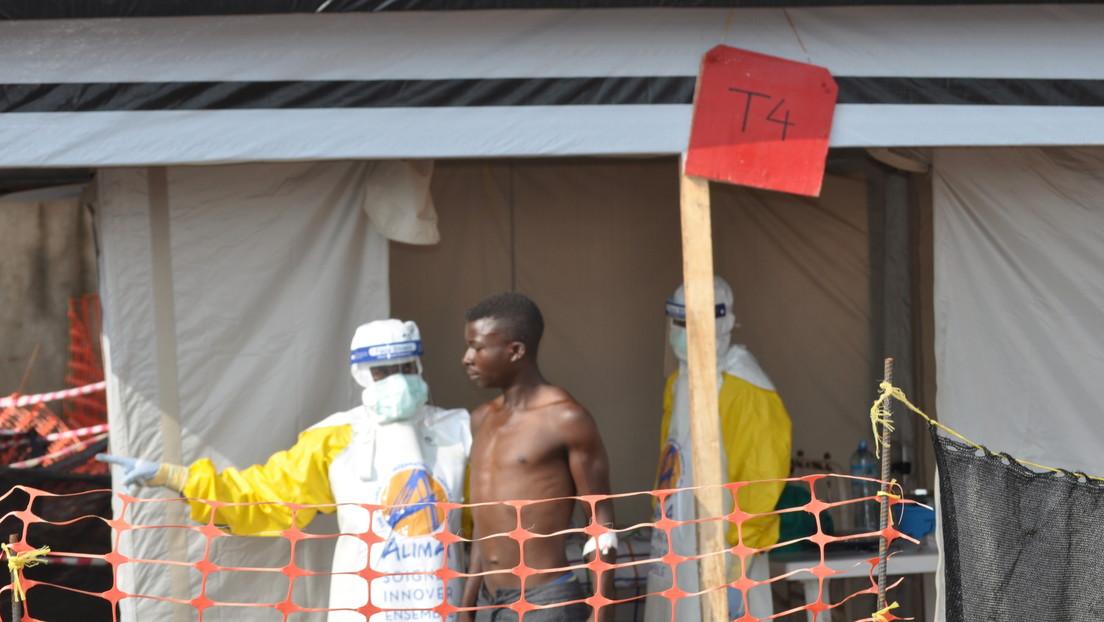 """""""Un brote muy activo"""" de ébola provoca 49 contagios en la República Democrática del Congo y genera """"gran preocupación"""" en la OMS"""