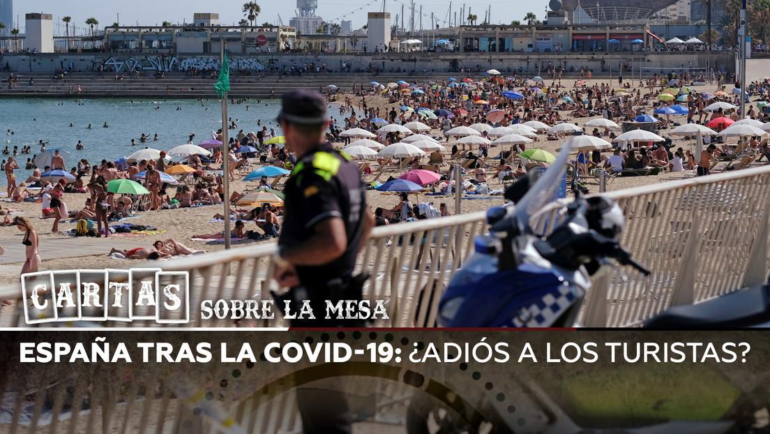 España tras la covid-19: ¿Adiós a los turistas?