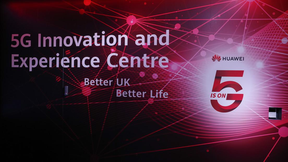 Huawei reacciona ante su eliminación de la red 5G del Reino Unido