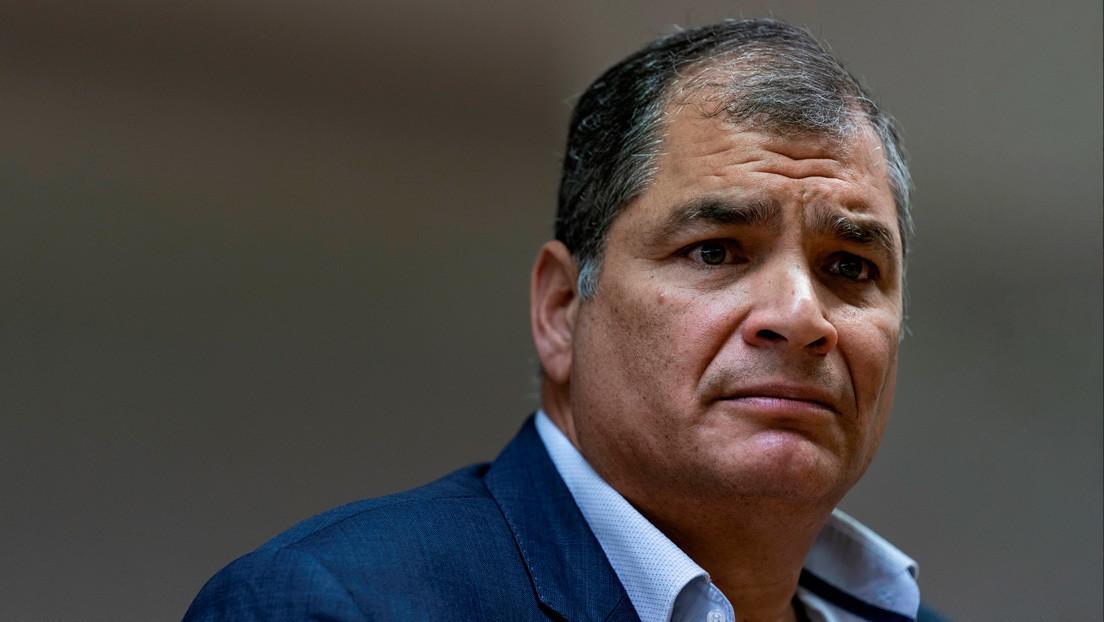 Correa denuncia que el Consejo Nacional Electoral de Ecuador eliminará al partido con el que buscaba participar en los comicios de 2021 thumbnail