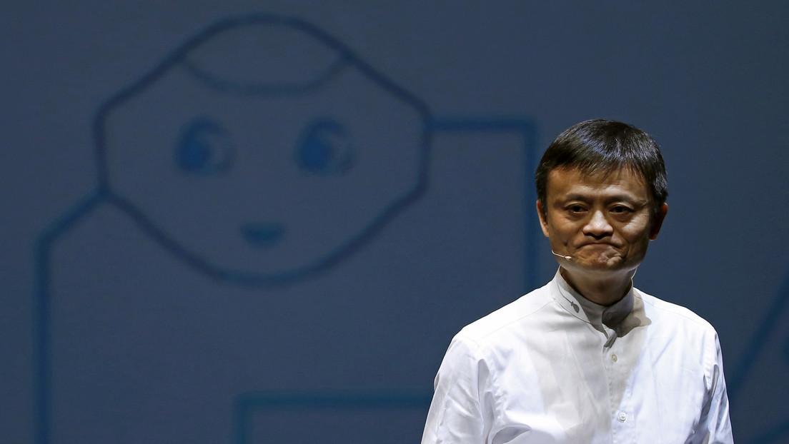 Jack Ma vende acciones de Alibaba por valor de 8.200 millones de dólares