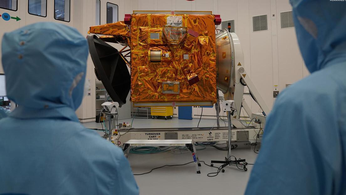 Emiratos Árabes Unidos se prepara para lanzar ya esta semana la primera misión árabe a Marte