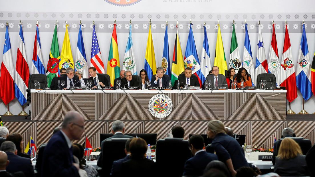 Guaidó pretende incluir a Venezuela en el Protocolo de San Salvador de la OEA, aunque el país dejó el organismo en 2019