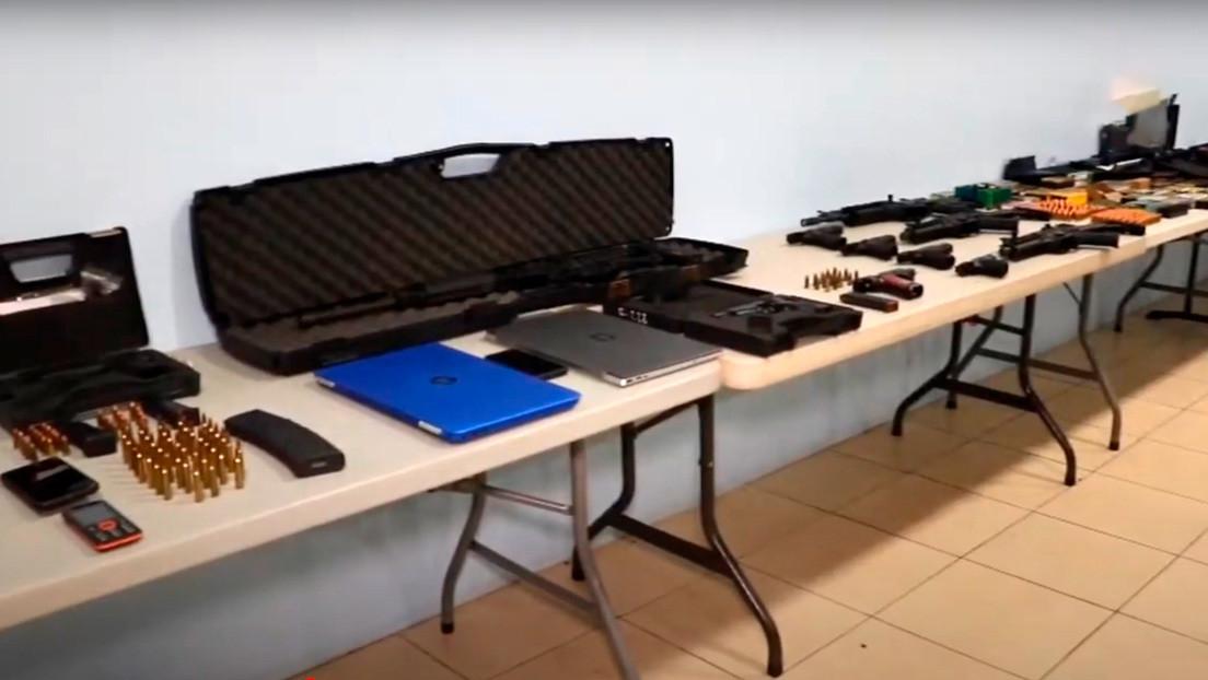 Desarticulan una organización de tráfico de armas que involucra a exfuncionarios de alto rango en Panamá