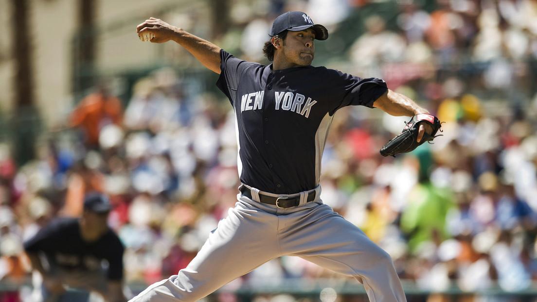 Sergio Mitre, exjugador de los Yankees, ingresa a prisión mexicana acusado de matar a su hijastra de dos años