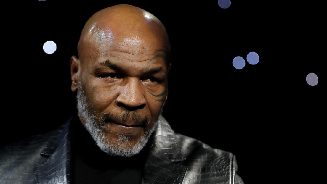 """""""Alguien saldrá mordido"""": Mike Tyson se enfrentará a un tiburón"""