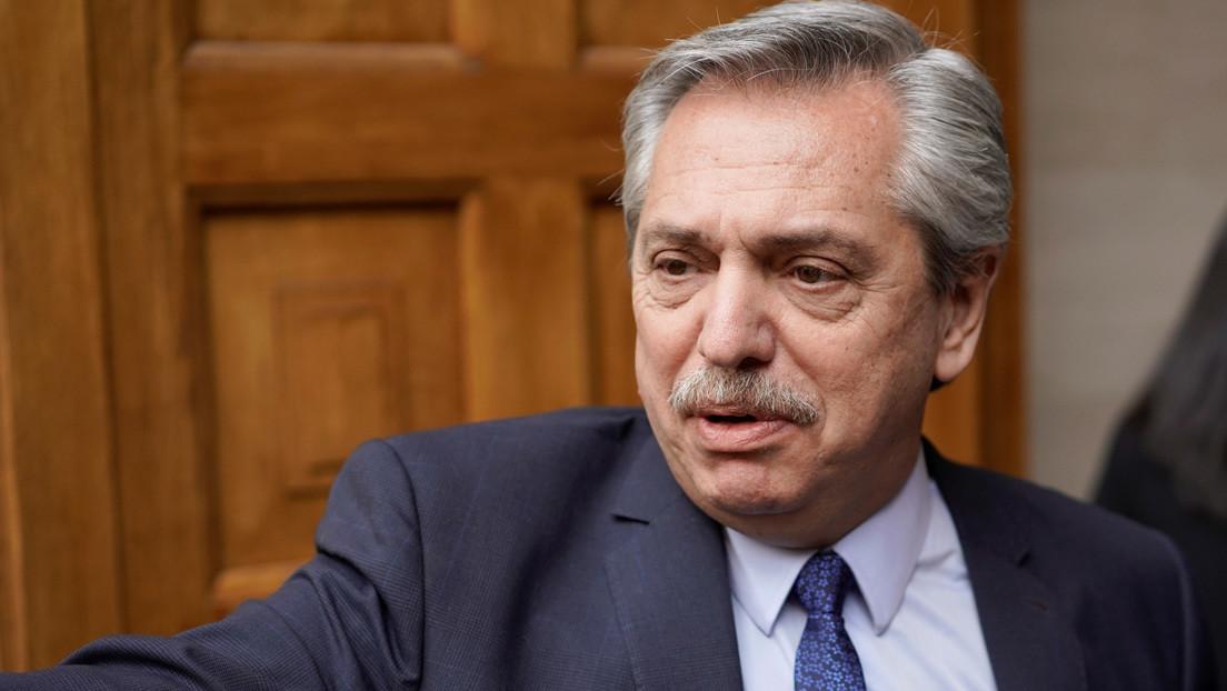 """""""Cada uno usa la parte que le conviene de la información"""": Fernández aclara la postura de Argentina sobre Venezuela tras pronunciamiento en la ONU thumbnail"""