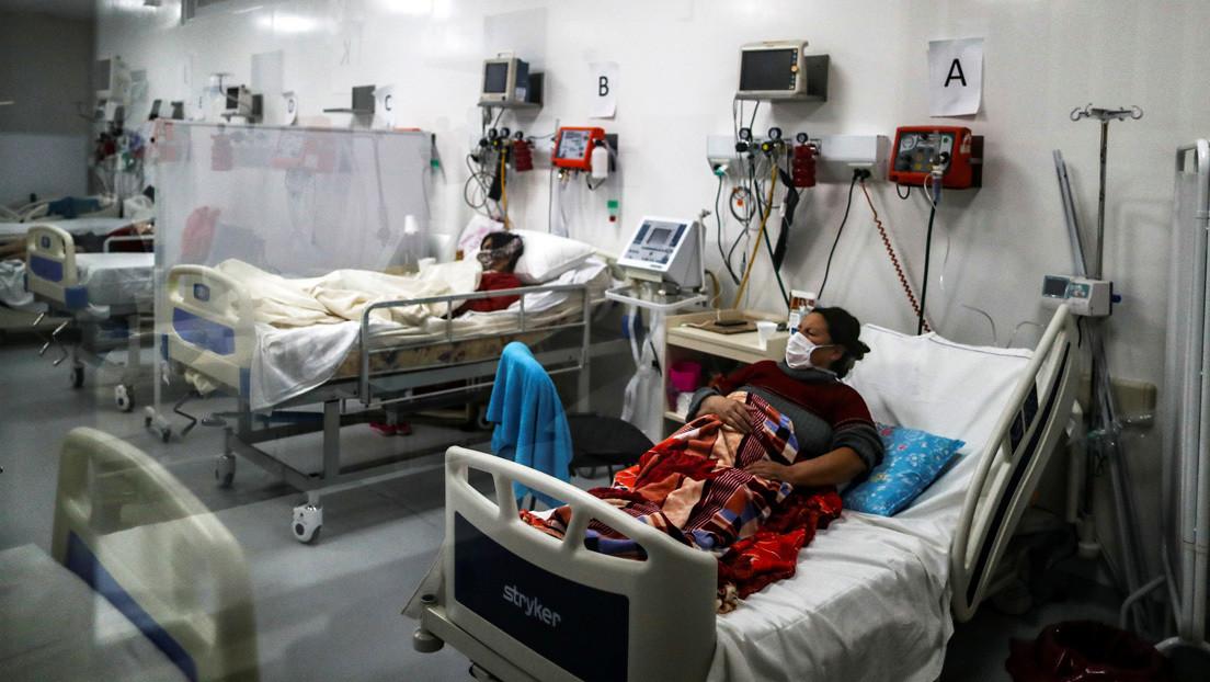 ¿Habrá colapso?: las camas de terapia intensiva para coronavirus tienen el 72 % de ocupación en Buenos Aires thumbnail