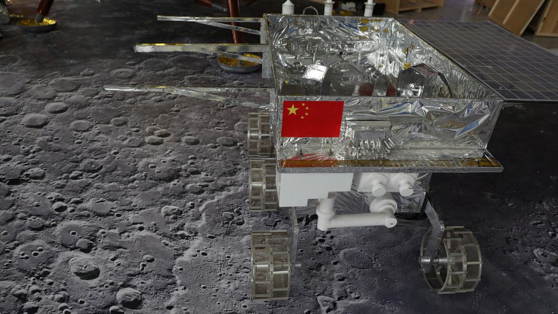 Les scientifiques déterminent l'origine d'une substance gélatineuse rare trouvée sur la Lune