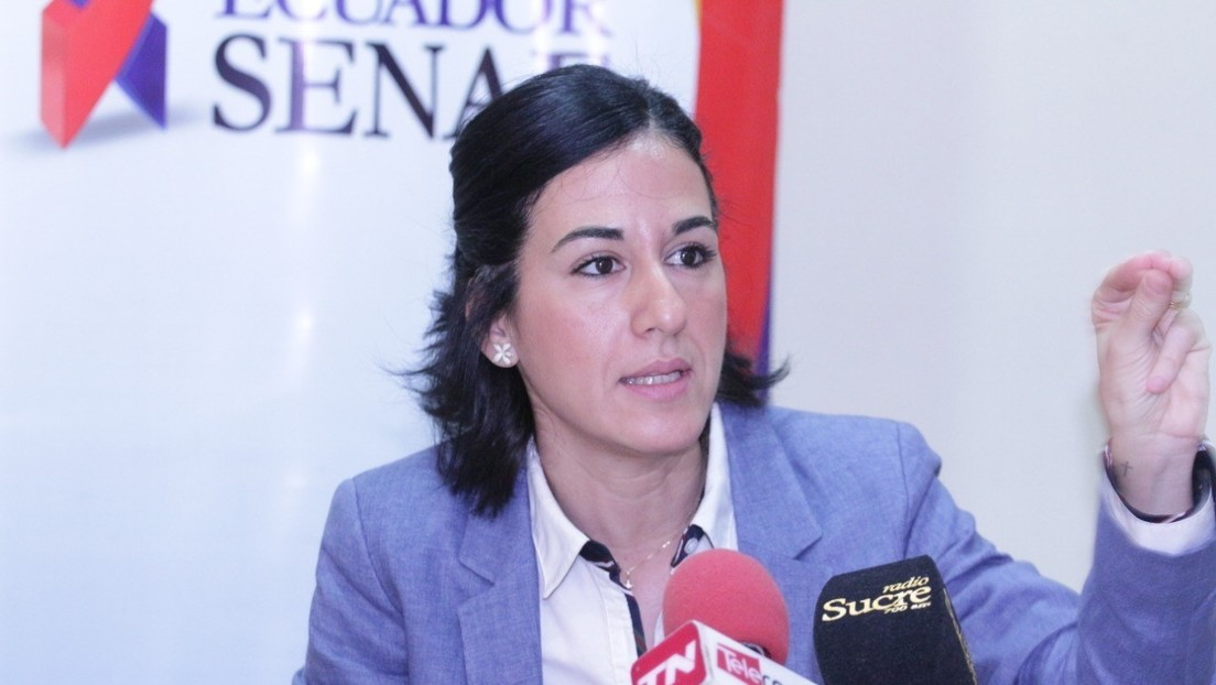 Eligen nueva vicepresidenta en Ecuador