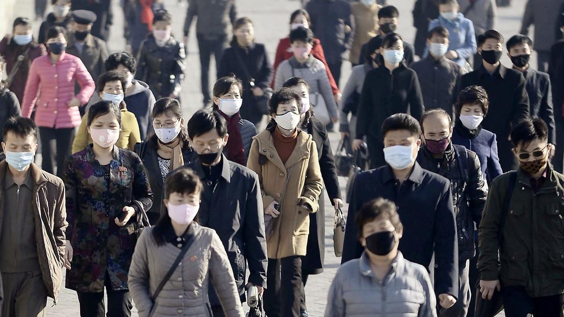 Corea del Norte afirma que desarrolla una vacuna contra el coronavirus y ya comenzó las pruebas clínicas, mientras registra cero casos de covid-19