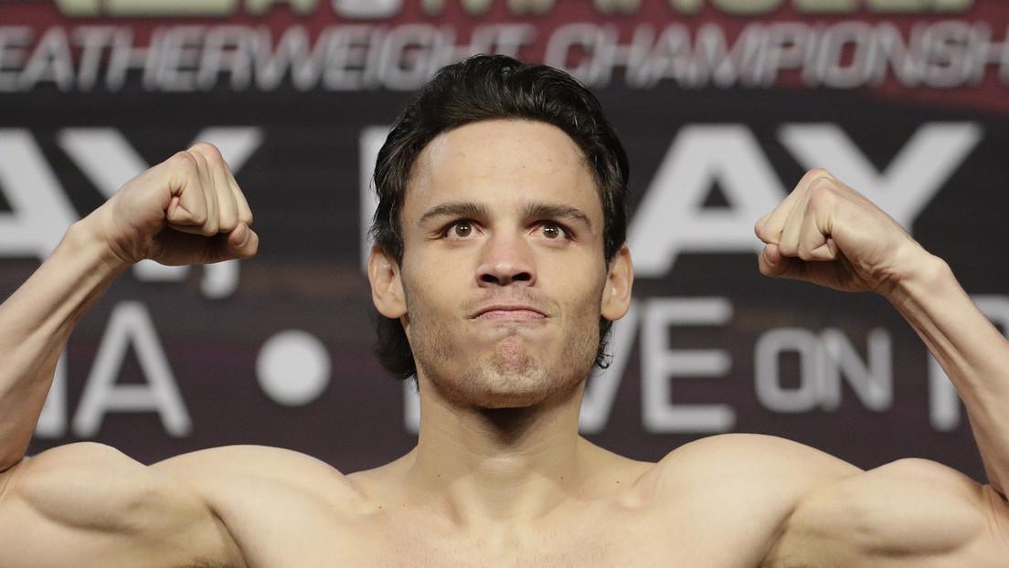 Suspenden de manera indefinida del boxeo al hijo del legendario campeón mexicano Julio César Chávez