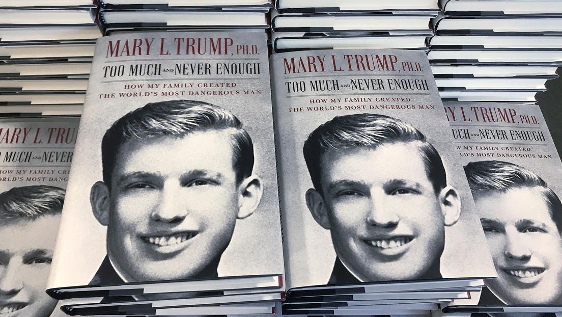"""Sobrina de Trump: """"Es un hombre profundamente dañado psicológicamente y sin duda va a ponerse peor"""""""
