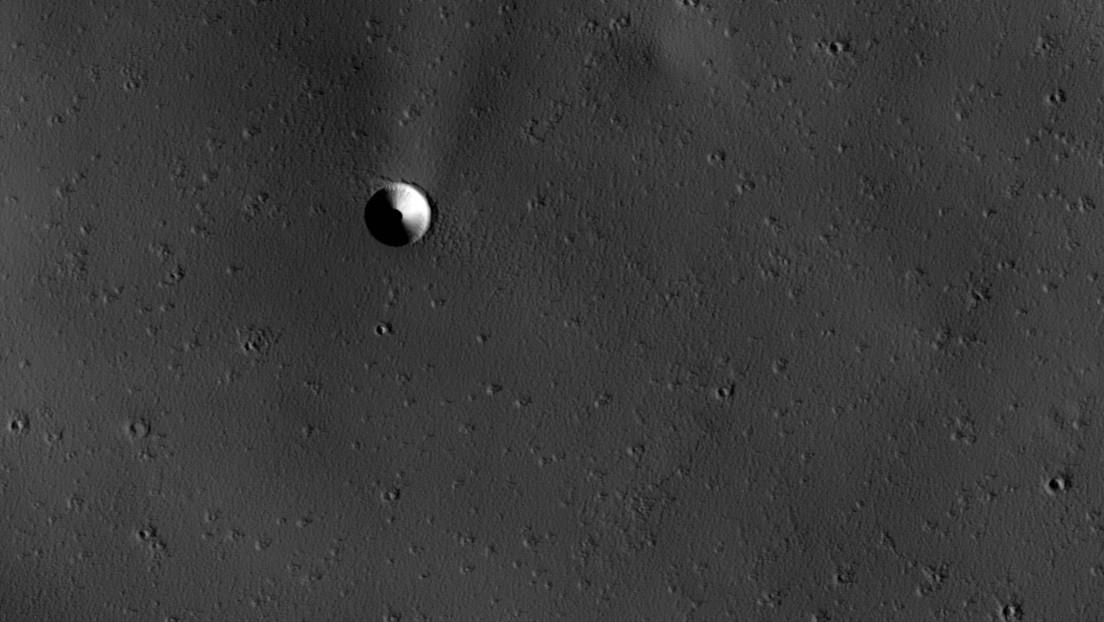 Los tubos de lava subterráneos, posibles refugios para la vida en otros planetas