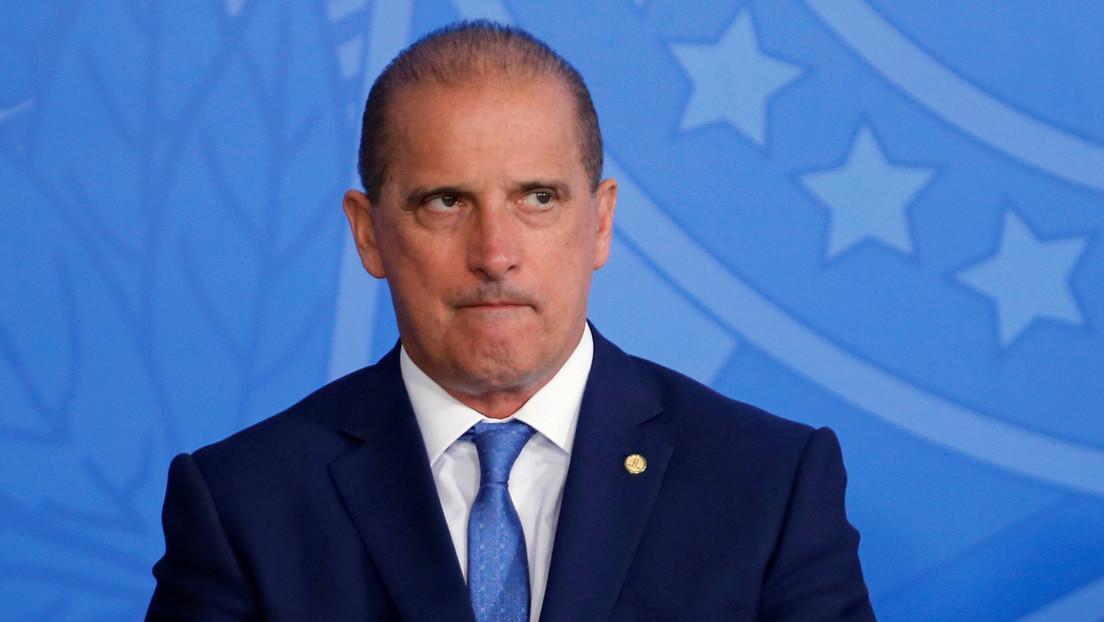 El titular de Ciudadanía de Brasil da positivo por coronavirus y ya son tres los ministros de Bolsonaro infectados