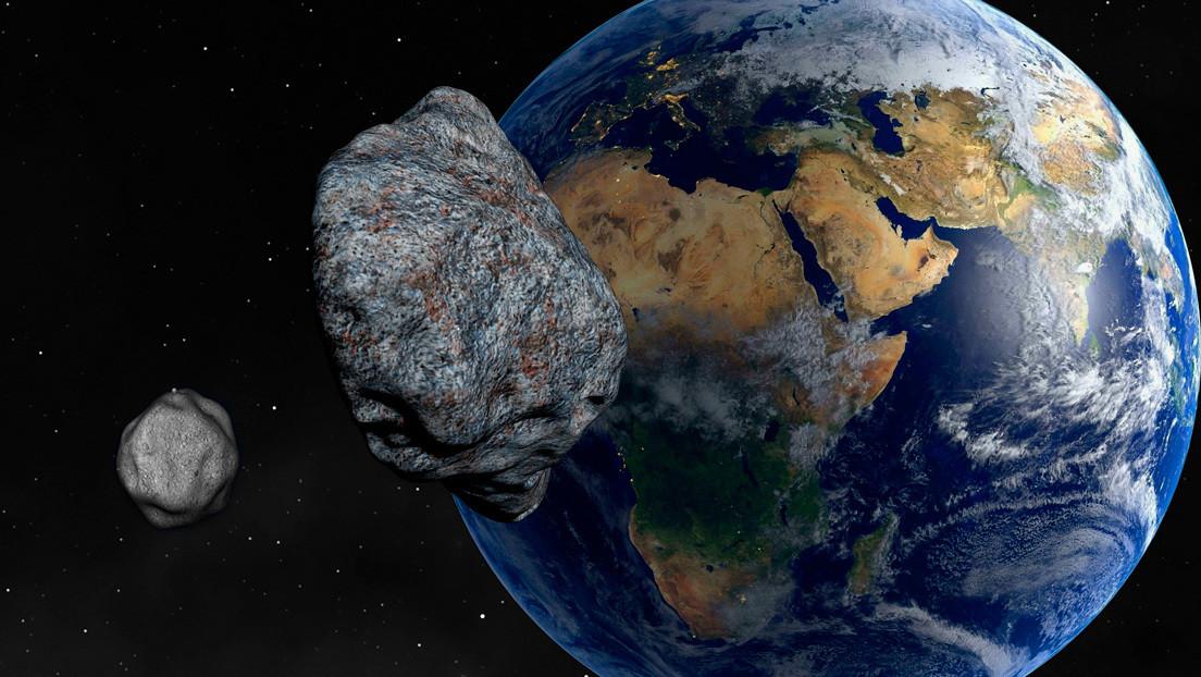 La NASA anuncia que varios asteroides potencialmente peligrosos se acercarán a la Tierra esta semana
