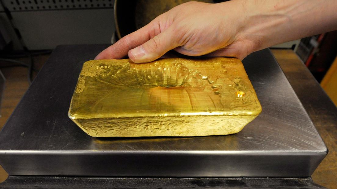 """Analistas consideran una """"cuestión de tiempo"""" que el oro alcance los nuevos máximos thumbnail"""