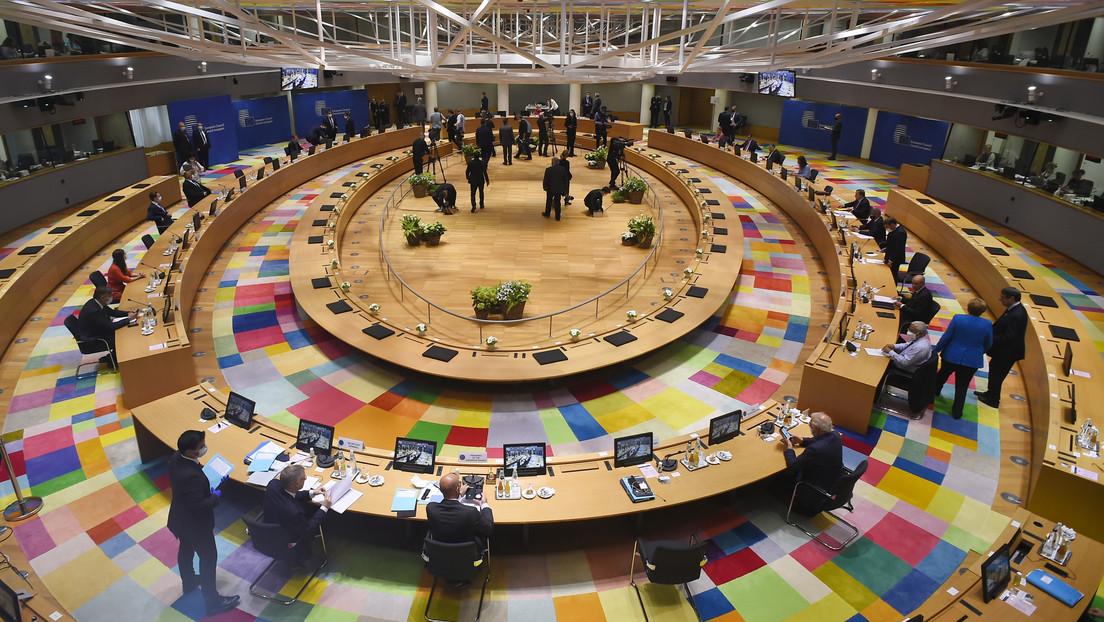 Líderes europeos acuerdan el plan de recuperación económica tras la pandemia