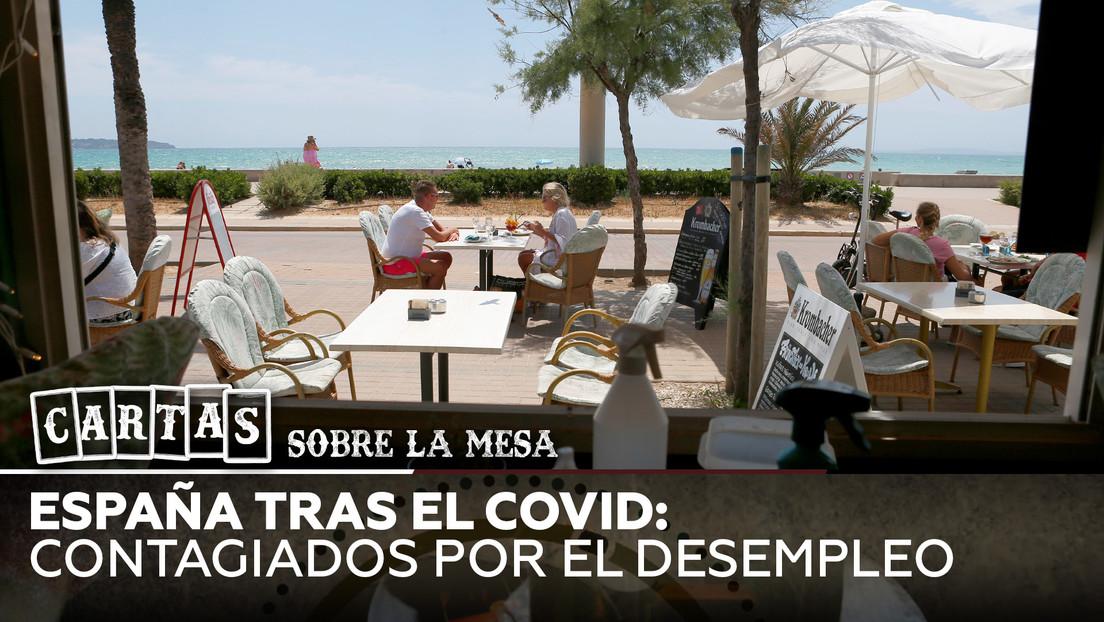 La 'epidemia' del desempleo y la caída del consumo son el punto de partida de la España poscoronavirus
