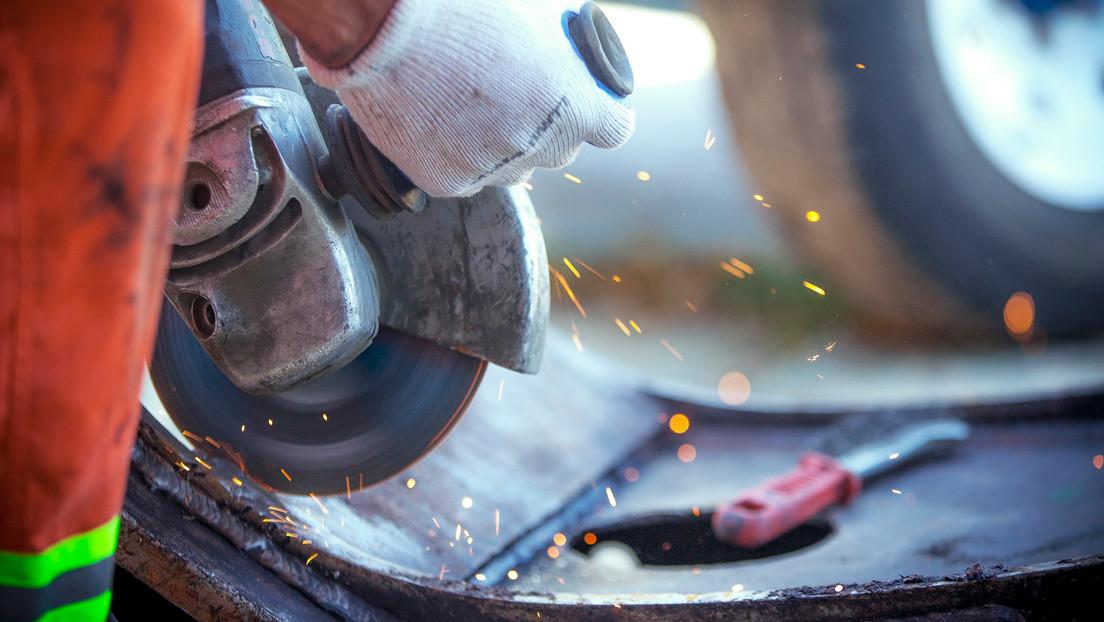 Inventan un material resistente a los cortes que destruye las herramientas punzantes (VIDEO)