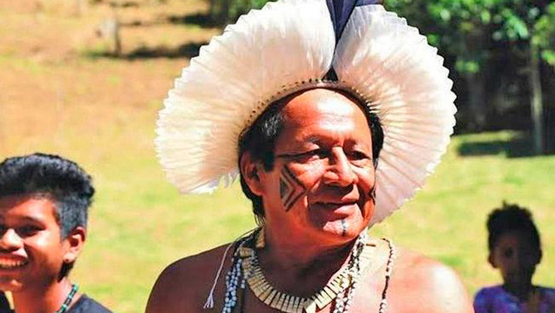 Fallece el cacique de la tribu indígena más grande de Río de Janeiro por coronavirus