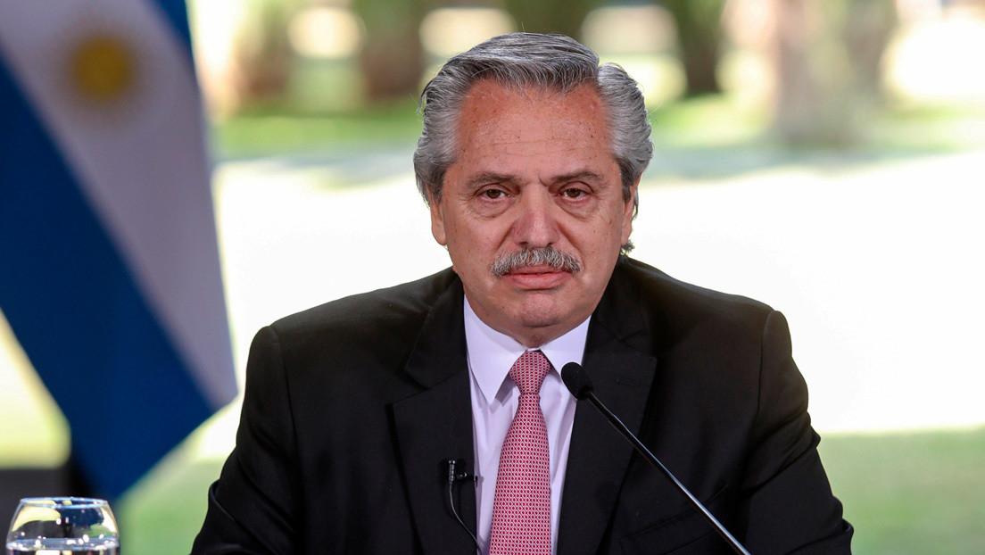 """""""No es un capricho, es sensatez"""": Alberto Fernández ratifica ante el Consejo de las Américas que no mejorará la oferta por la deuda thumbnail"""