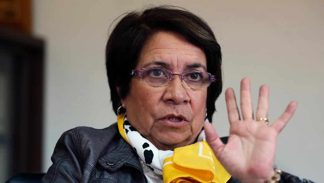 """""""Se cree por encima del bien y del mal"""": así responde la senadora colombiana a quien el presidente Duque llamó """"la vieja esta"""""""