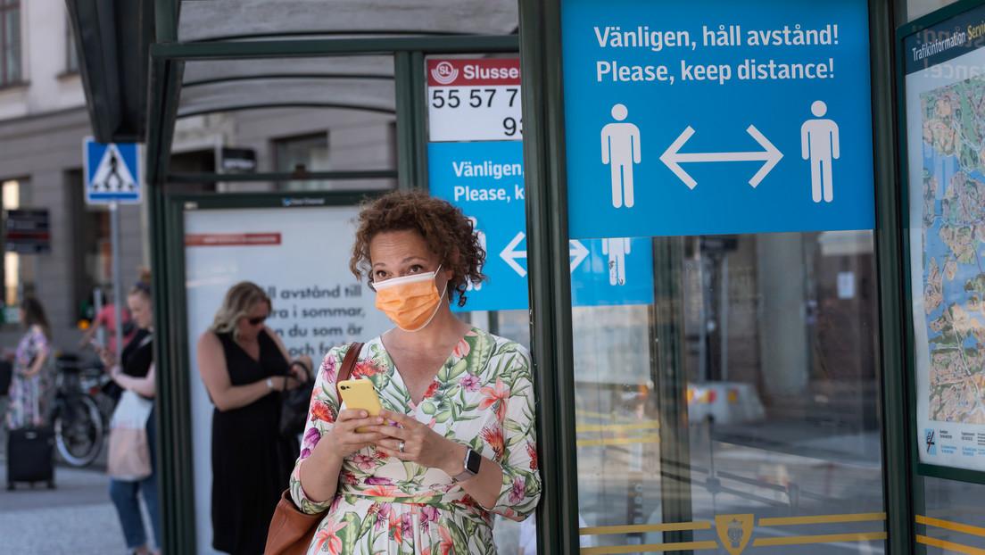 Suecia pide a las personas infectadas con coronavirus que realicen un seguimiento de sus contactos
